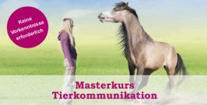 Masterkurs Tierkommunikation